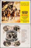 "Movie Posters:Western, Breakheart Pass & Others Lot (United Artists, 1975). Half Sheets (4) (22"" X 28""). Western.. ... (Total: 4 Items)"