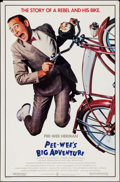 "Movie Posters:Comedy, Pee-Wee's Big Adventure (Warner Brothers, 1985). One Sheet (27"" X41""). Comedy.. ..."
