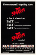 "Movie Posters:Science Fiction, The Swarm (Warner Brothers, 1978). Poster (40"" X 60"") Advance.Science Fiction.. ..."