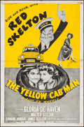 "Movie Posters:Comedy, The Yellow Cab Man (MGM, R-1963). One Sheet (27"" X 41""). Comedy....."