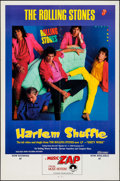 """Movie Posters:Rock and Roll, Harlem Shuffle (Rolling Stones, 1986). Album Poster (30"""" X 41"""").Rock and Roll.. ..."""