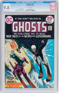 Bronze Age (1970-1979):Horror, Ghosts #20 (DC, 1973) CGC NM/MT 9.8 White pages....