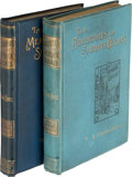 Books:Mystery & Detective Fiction, A[rthur]. Conan Doyle. The Adventures of Sherlock Holmes.London: George Newnes, 1892. First edition, first state wi...
