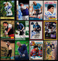 Autographs:Sports Cards, 1979-2000 Multi-Sport Signed Cards Collection (23)....