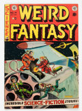 Golden Age (1938-1955):Science Fiction, Weird Fantasy #14 Bill Elder File Copy (EC, 1952) Condition:VG+....