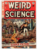 Golden Age (1938-1955):Science Fiction, Weird Science #13 Bill Elder File Copy (EC, 1952) Condition:FN-....