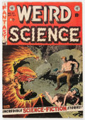 Golden Age (1938-1955):Science Fiction, Weird Science #21 Bill Elder File Copy (EC, 1953) Condition:FN+....