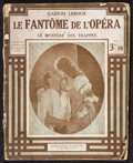 "Movie Posters:Horror, The Phantom of the Opera Part II (Jules Tallendler, 1925). FrenchPaperback Book (Multiple Pages, 7.25"" X 9""). Horror..."