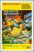 "Movie Posters:War, Mosquito Squadron (United Artists, 1969). One Sheet (27"" X 41"").War.. ..."