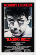 "Movie Posters:Drama, Raging Bull (United Artists, 1980). One Sheet (27"" X 41""). Drama....."