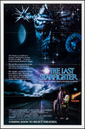 "Movie Posters:Science Fiction, The Last Starfighter (Universal, 1984). One Sheet (27"" X 41"") Advance. Science Fiction.. ..."