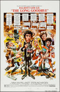 "Movie Posters:Crime, The Long Goodbye (United Artists, 1973). One Sheet (27"" X 41"") Style C. Crime.. ..."