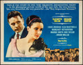 "Movie Posters:Drama, The V.I.P.s (MGM, 1963). Half Sheet (22"" X 28"") Style A. Drama....."