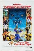 "Movie Posters:Fantasy, Sinbad and the Eye of the Tiger (Columbia, 1977). One Sheet (27"" X41""). Fantasy.. ..."