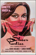 "Movie Posters:Adult, Sheer Panties & Other Lot (Essex, 1979). One Sheets (2) (25"" X 38"" X 27"" X 41"") & Uncut Pressbooks (8.5"" X 11"" & 10"" X 14"").... (Total: 4 Items)"