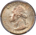 Washington Quarters, 1932-D 25C MS65 PCGS....