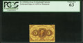 Fractional Currency:First Issue, Fr. 1228 5¢ First Issue PCGS Choice New 63.. ...