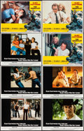 """Movie Posters:Comedy, Every Which Way But Loose & Other Lot (Warner Brothers, 1978).Lobby Cards (8) (11"""" X 14""""). Comedy.. ... (Total: 8 Items)"""