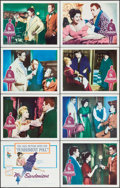 "Movie Posters:Horror, Mr. Sardonicus (Columbia, 1961). Lobby Card Set of 8 (11"" X 14"").Horror.. ... (Total: 8 Items)"