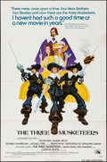 "Movie Posters:Swashbuckler, The Three Musketeers & Other Lot (20th Century Fox, 1974).International One Sheet & One Sheet (27"" X 41""), Lobby Card Seto... (Total: 12 Items)"