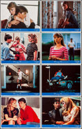 "Movie Posters:Comedy, Risky Business (Warner Brothers, 1983). Lobby Card Set of 8 (11"" X14""). Comedy.. ... (Total: 8 Items)"