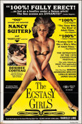 "Movie Posters:Adult, The Ecstasy Girls & Others Lot (Leisure Time Booking, 1980).One Sheets (3) (27"" X 41"", 23"" X 36.25""). Adult.. ... (Total: 3Items)"