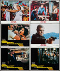 "Movie Posters:James Bond, Diamonds are Forever & Other Lot (United Artists, 1971). LobbyCards (3) and Lobby Card Set of 8 (11"" X 14""). James Bond.. ...(Total: 11 Items)"