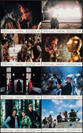 "Movie Posters:Science Fiction, Return of the Jedi (20th Century Fox, 1983). Mini Lobby Card Set of8 (8"" X 10""). Science Fiction.. ... (Total: 8 Items)"