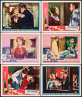 "Movie Posters:Horror, I Saw What You Did & Others Lot (Universal, 1965). Lobby Cards(6) (11"" X 14""). Horror.. ... (Total: 6 Items)"