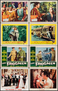 """Movie Posters:Adventure, The Prisoner of Zenda & Others Lot (MGM, 1952). Lobby Cards(12) (11"""" X 14""""). Adventure.. ... (Total: 12 Items)"""