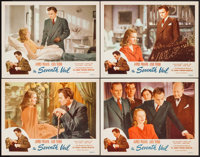 "The Seventh Veil (Allied Films, R-1951). Lobby Cards (4) (11"" X 14""). Drama. ... (Total: 4 Items)"