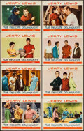 """Movie Posters:Comedy, The Delicate Delinquent (Paramount, 1957). Lobby Card Set of 8 (11""""X 14""""). Comedy.. ... (Total: 8 Items)"""
