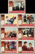 """Movie Posters:Science Fiction, Master of the World (American International, 1961). Lobby Cards (7)(11"""" X 14""""). Science Fiction.. ... (Total: 7 Items)"""