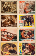 "Movie Posters:Western, Boss of Lonely Valley & Others Lot (Universal, 1937). Lobby Cards (14) (11"" X 14""). Western.. ... (Total: 14 Items)"