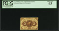 Fractional Currency:First Issue, Fr. 1229 5¢ First Issue PCGS Choice New 63.. ...