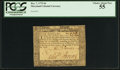 Colonial Notes:Maryland, Maryland December 7, 1775 $4 PCGS Choice About New 55.. ...