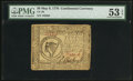 Colonial Notes:Continental Congress Issues, Continental Currency May 9, 1776 $8 PMG About Uncirculated 53 EPQ.....