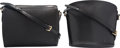 "Luxury Accessories:Bags, Louis Vuitton Set of Two; Black Epi Leather Bags. ExcellentCondition. 9.5"" Width x 8"" Height x 3.5"" Depth. 8"" Width x 8.5...(Total: 2 )"