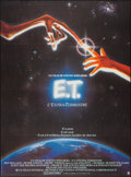 "Movie Posters:Science Fiction, E.T. The Extra-Terrestrial (Universal, 1982). French Grande (45.5""X 62"") & Commercial Posters (2) (23"" X 35""). Science Fict...(Total: 3 Items)"