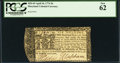 Colonial Notes:Maryland, Maryland April 10, 1774 $6 PCGS New 62.. ...