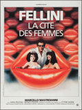 """Movie Posters:Foreign, City of Women (Gaumont, 1981). French Grande (47"""" X 63""""). Foreign....."""