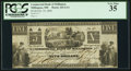 Obsoletes By State:Maryland, Millington, MD- Commercial Bank of Millington $5 Feb. 19, 1840 G14. ...
