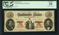 Confederate Notes:1861 Issues, T26 $10 1861.. ...
