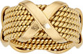 Estate Jewelry:Rings, Gold Ring, Schlumberger, Tiffany & Co.. ...