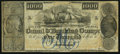 Obsoletes By State:Louisiana, New Orleans, LA- Canal & Banking Compy $1000 18__. ...