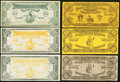 Obsoletes By State:Oregon, Pendleton, OR- $10 Round-UP Happy Canyon Currency $10 1914; 1915(2); 1924; 1930; 1933; 1934; 1936; 1937; 1938; 1959. ... (Total: 11notes)