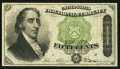Fractional Currency:Fourth Issue, Fr. 1379 50¢ Fourth Issue Dexter Very Fine.. ...