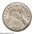 Seated Half Dimes: , 1852-O H10C MS65 PCGS. This is one of the finest existing 1852-OHalf Dimes surviving today. The mintages was 260,000 coins...