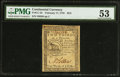 Colonial Notes:Continental Congress Issues, Continental Currency February 17, 1776 $2/3 PMG About Uncirculated 53.. ...