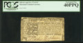 Colonial Notes:Maryland, Maryland April 10, 1774 $1/2 PCGS Extremely Fine 40PPQ.. ...